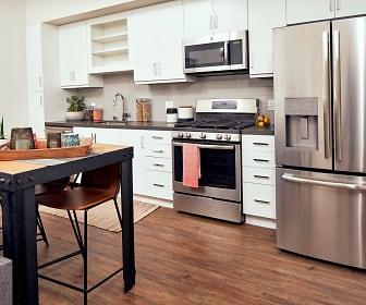 Kitchen, Main + Nine