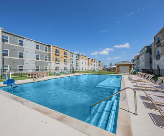 Commons at Manor 55+, 78653, TX