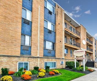 Chapelcroft Apartments, Bustleton, Philadelphia, PA