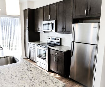 Kitchen, Beechtree Apartments