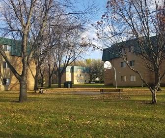 University Square Apartments, University of North Dakota, ND