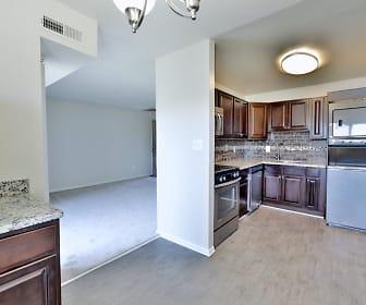 Kitchen, Seneca Bay Apartment Homes