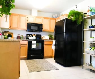 Kitchen, Golden Valley Luxury Apartments