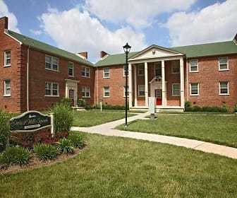Westhills Square Apartments, University of Maryland Baltimore County, MD