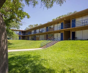 Four Hills Studios, Kennedy Middle School, Albuquerque, NM
