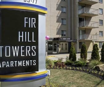 Fir Hill Towers, Akron, OH