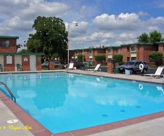Town and Campus Apartments, Bingham, Springfield, MO