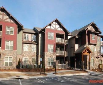 Avonlea Tributary, Lithia Springs, GA