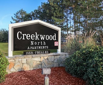 Community Signage, Creekwood North