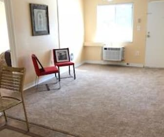 Living Room, Places at Capitol Village