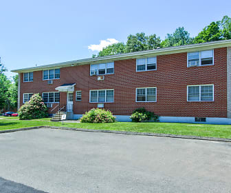 Building, Marshfield Apartments
