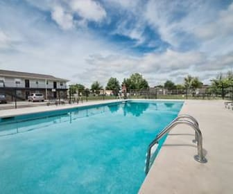 Pool, Executive Lodge
