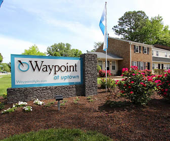 Building, Waypoint at Uptown