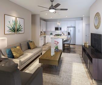 Calirosa Interior Model, Calirosa Apartments