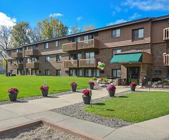 Upper Town Apartments, Saint Cloud, MN
