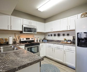 Kitchen, Scissortail Crossing