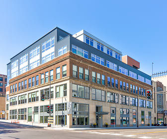 R7 Lofts, Crossroads Elementary Science Magnet School, Saint Paul, MN