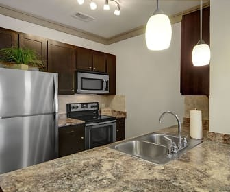 Kitchen, Atria Apartments