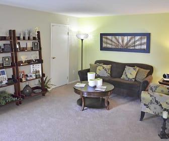 Living Room, Woodland Plaza