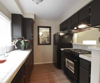 Kitchen, Watercrest at the Polo Fields