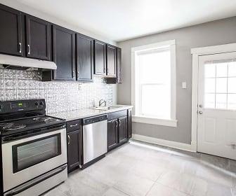 Kitchen, Vandy House