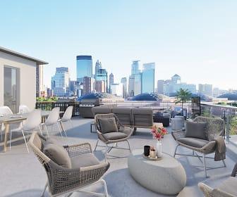 Nico Apartments, Stevens Square, Minneapolis, MN