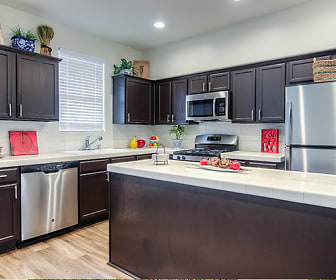 Kitchen, Tustin Cottages