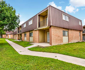 Desert Village, Del Rio Freshman School, Del Rio, TX