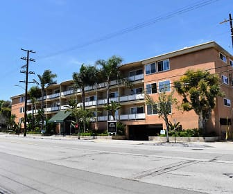 Palermo Apartments, El Camino College, CA