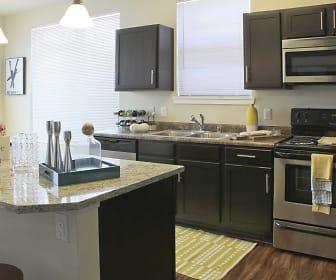 Kitchen, Park Hill 4000