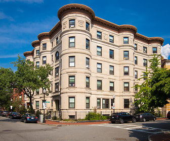 St. Botolph Street Apartments, MGH Institute of Health Professions, MA