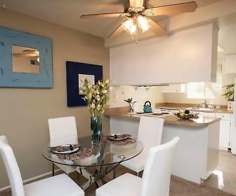 Dining Room, River Blu