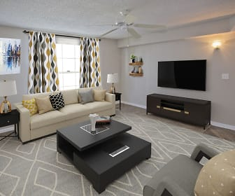 Living Room, Lakes At North Port