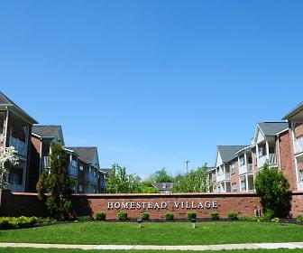 Homestead Village, Metuchen High School, Metuchen, NJ