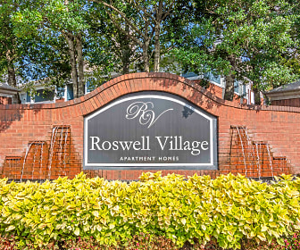 Roswell Village, Roswell, GA