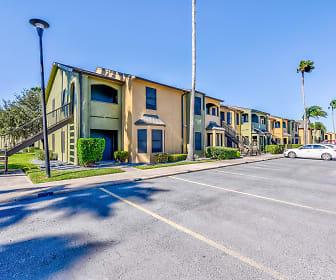 Building, Sierra Apartments