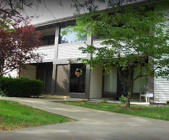 Washington Apartments, Bridgeport, OH