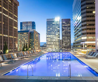 Situated in the heart of downtown Denver's Central Business District, The Quincy