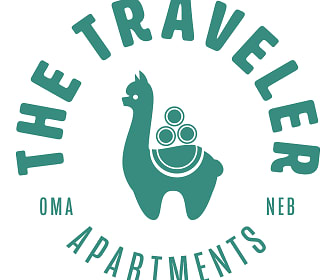Community Signage, The Traveler Apartments
