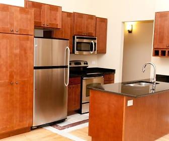 Kitchen, Pioneer-Endicott Building