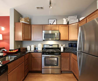 Kitchen, The Elms at Signal Hill Station