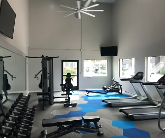 Fitness Weight Room, Argenta