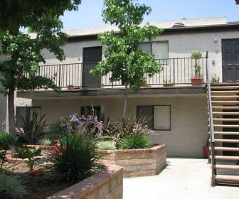 Myrtle Street Apartments, Verdugo Woodlands, Glendale, CA
