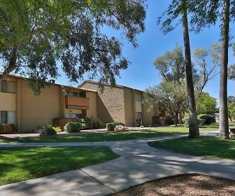 Hampton Park, Carriage Park, Tucson, AZ