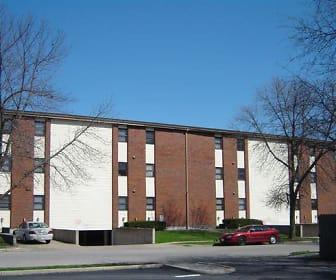 Building, Royal Heights Apartments