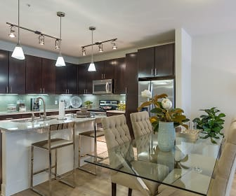 Kitchen, Residences at La Cantera