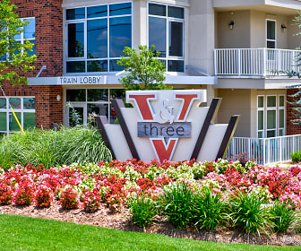 V & Three, Countryside Montessori School, Charlotte, NC