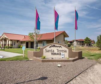Community Signage, Santa Teresa Terrace