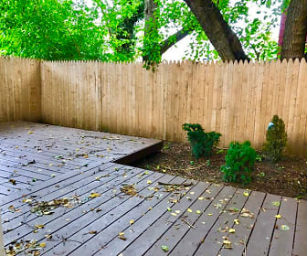 Patio / Deck, 408 Watkins Street