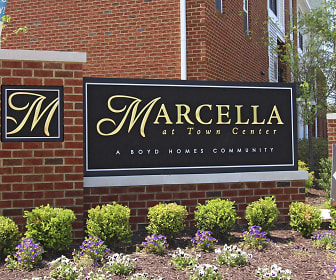 Marcella at Town Center Apartments and Townhomes, New Mount Olive Christian Daycare And Academy, Hampton, VA